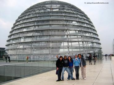 Terraza Reichstag
