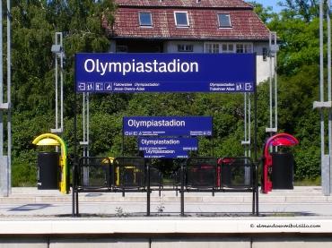 Estación Olympiastadion